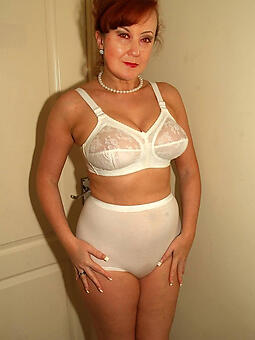 sexy mature lady in lingerie tumblr