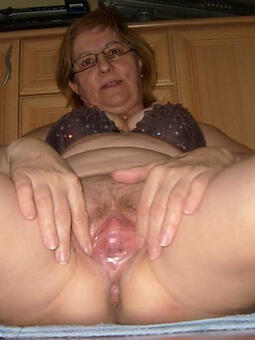 experienced lady pussy
