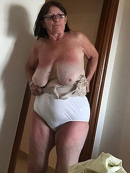 titillating nude grandmothers unorthodox pics