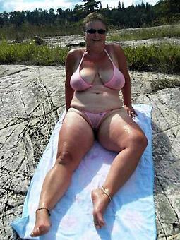 old lady bikini nudes tumblr