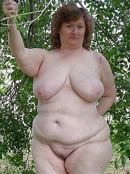 perfect big lady nude pics