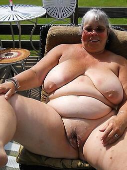 older mature unladylike stripping