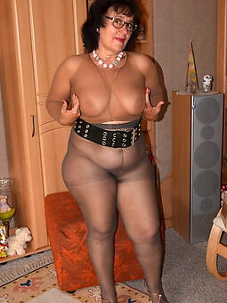 sexy old ladies in pantyhose porn tumblr