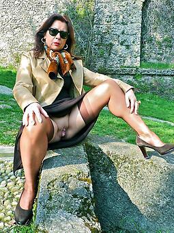 amature stocking mature