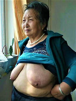 nude pictures of mature asian women
