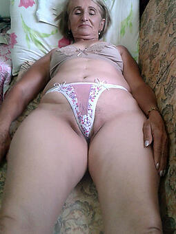 mature granny laddie unorthodox uncovered pics