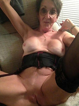 cougar mom together with granny porn
