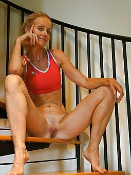 unfold mature legs