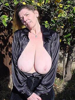 conscientious breast lady XXX porn pics