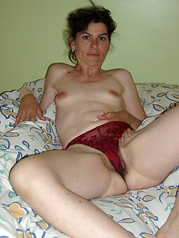 unpretentious matured panty pics