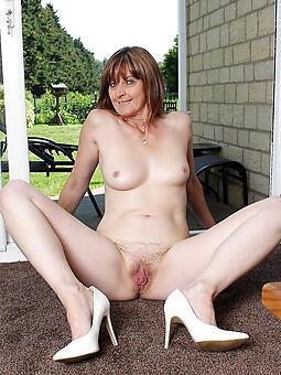 nude ladies in snobbish heel shoes stripping