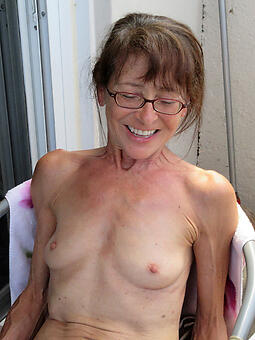 full-grown wizened nudes stripping