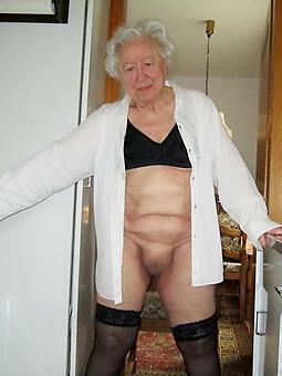 veritable naked grandmothers
