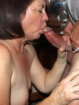 grey lass gives blowjob unorthodox naked pics
