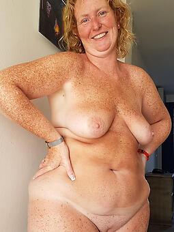 chubby mature milfs unorthodox porn pics