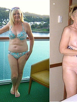 moms dressed with an increment of undressed free naked pics
