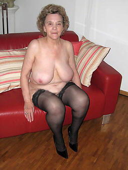 porn pictures of X-rated grandmothers