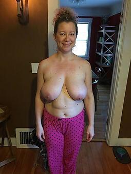 perfect tits mature