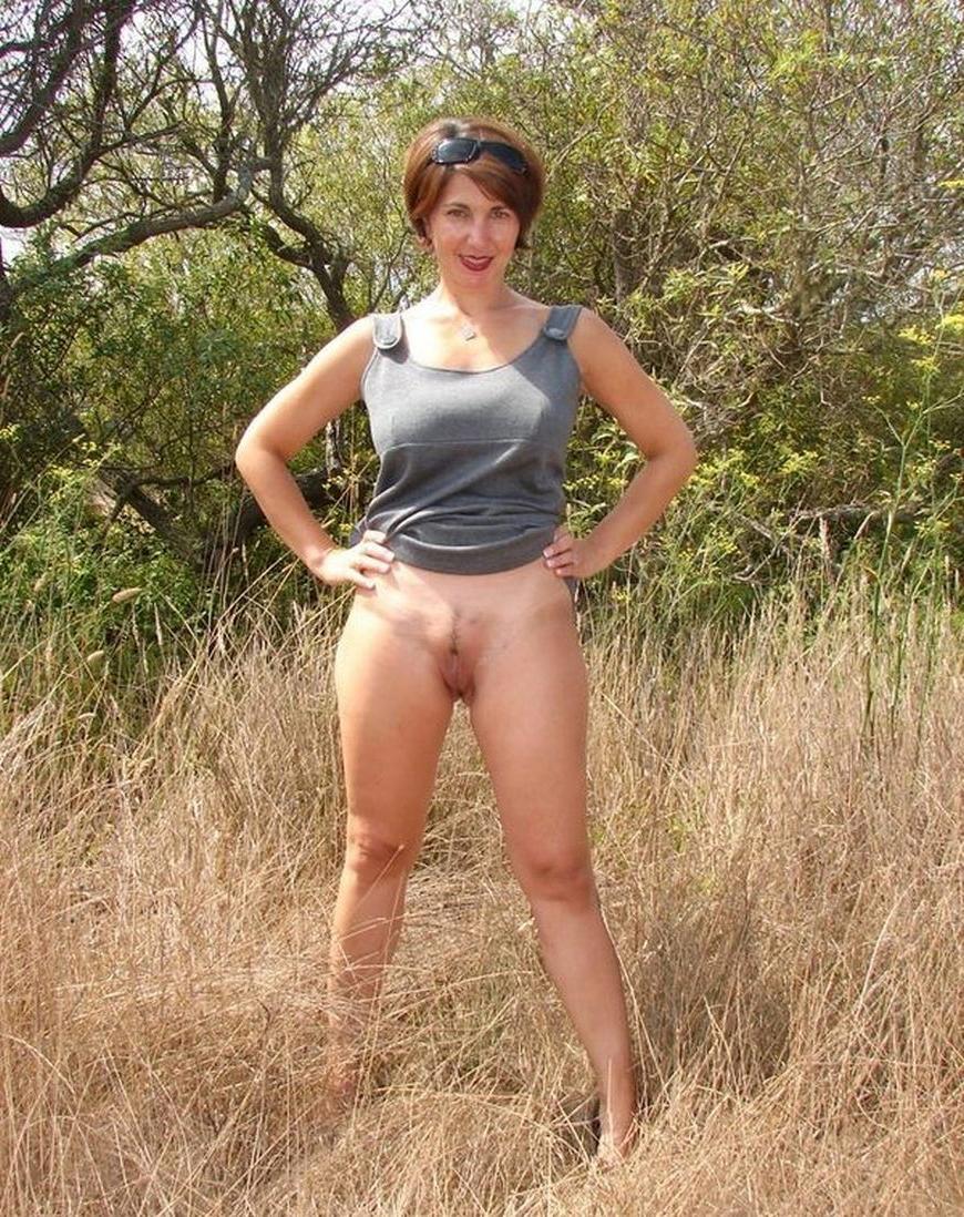 Mature porn outdoor Outdoor