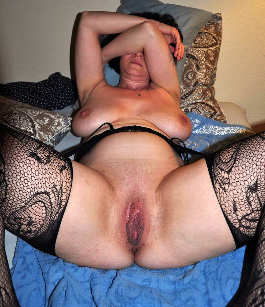 unconstrained shaved of age ladies pics