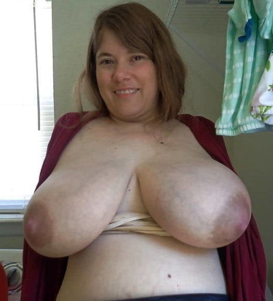 nude pictures of big-busted lady