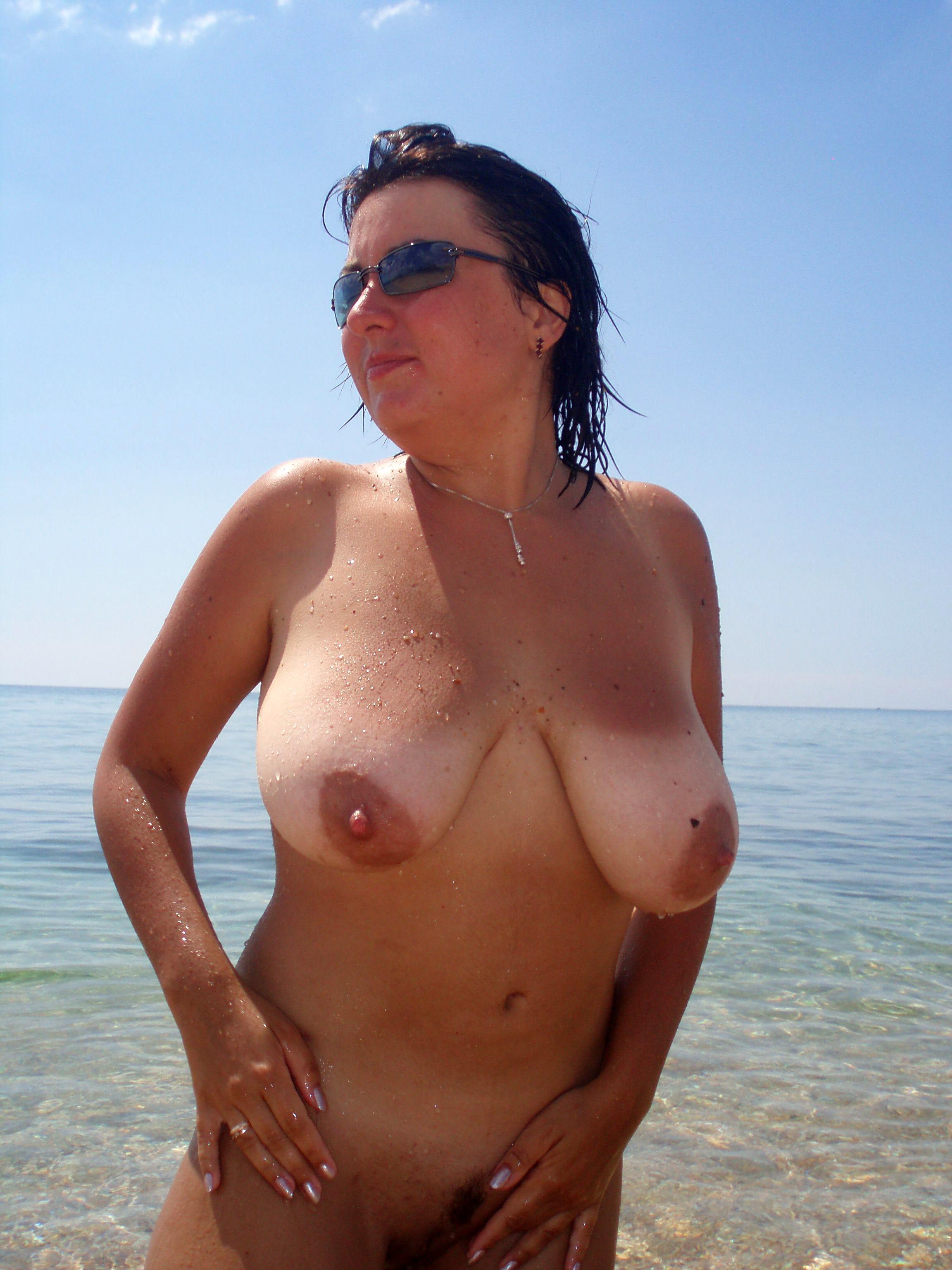 German Beach Porn
